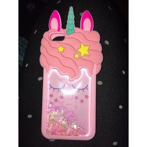 Accessories - iPhone SE/5s/5c Unicorn Case